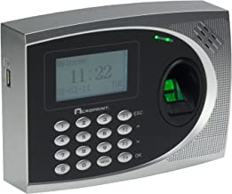 Acroprint 01-0250-000 timeQplus Biometric Attendance System Bundle, Includes timeQplus Network Software for 125 Employees (expandable up to 250 employees) and TQ600B Finger-scan Biometric Terminal
