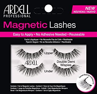 Ardell Magnetic Lashes Double Wispies, Black, 10 g