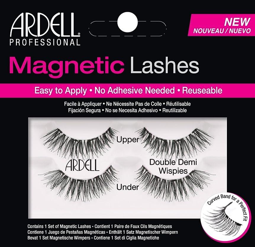 臨検ビバコマースARDELL Magnetic Lashes - Double Demi Wispies (並行輸入品)