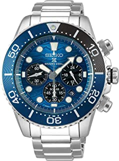 Seiko Special Edition Automatic Divers Watch SSC741P Stainless Steel 3 Hands,Chronograph,Date,Solar,Tachymeter 49546282301...