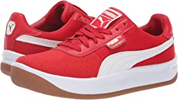 Ribbon Red/Puma White/Puma Team Gold