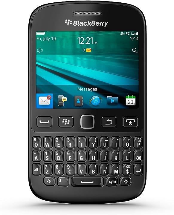 Blackberry 9720 smartphone con display da 7,1 cm (2,8