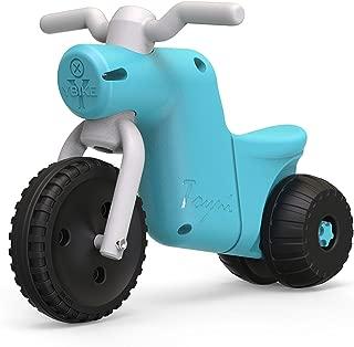 YBIKE Toyni Tricycle Balance Bike, Blue