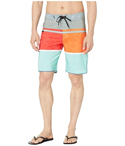 Rip Curl Mirage Shelter Boardshorts (Orange Popsicle) Men