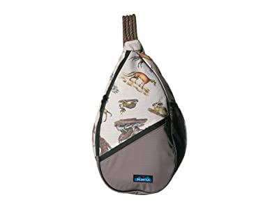 KAVU Paxton Pack (Day Menagerie) Backpack Bags