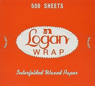 Norpak Corparation Junior Size Logan Wrap 8 X 10.75 Inch, 500 Sheets Per Box
