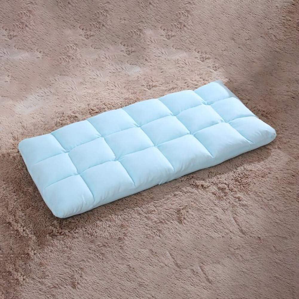 Tatami Petit Canapé-lit Lazy, De Guichet Unique Chambre Dortoir Informatique Occasionnels Balcon Et Chaises Pliables -110 × 52cm (Color : I) E