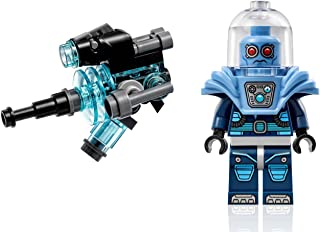 The LEGO Batman Movie Minifigure - Mr. Freeze (w/ Large Blaster Gun) 70901