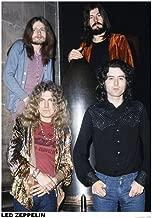 Art-I-Ficial Led Zeppelin 1972 Music Poster 23.5x33 inch