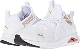 Puma White/Rose Gold