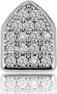 Best silver diamond tooth cap Reviews
