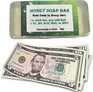 Biblebanz Money Soap Jackpot Cash in Every Bar Practical Joke Gag Gifts