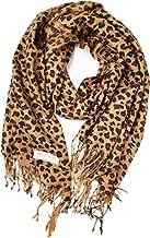 Best leopard fringe scarf Reviews