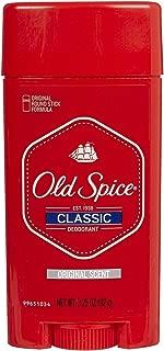 Old Spice Classic Stick Deodorant, Original - 3.25 oz