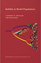 Stability in Model Populations (MPB-31) (Monographs in Population Biology) (English Edition)