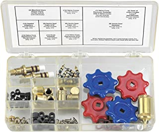 Robinair (18576) Replacement Parts Kit for R-134a Manifold Gauges and Hoses Brand Robinair