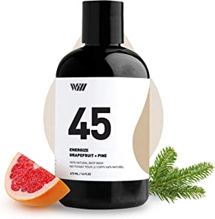 47 Cleansing Body Wash, Shower Gel, Natural Organic and Suitable for All type of Skin for Men and Women 473 ML / 16 FL OZ ...