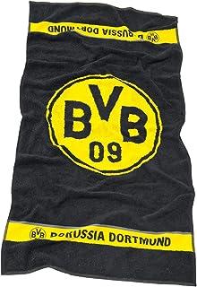 Borussia dortmund torchons et serviettes//harnais-serviette lot de 2 pi/èces bVB 09