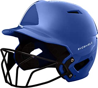 EvoShield XVT Luxe Batting Helmet with Facemask Series