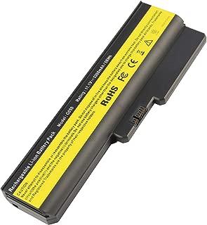 AC Doctor INC Laptop Battery for Lenovo 3000 B460, 3000 B550, 3000 G430, 3000 G450, 3000 G530, 3000 G550, 3000 N500, G430, G450, G455A, G530, G550, IdeaPad B460 G430 V460A Z360, 5200mAh/11.1V/6-Cell