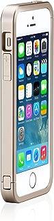 【日本正規代理店品】Just Mobile AluFrame for iPhone 5s/5 ゴールド JTM-PH-000006