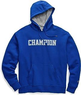 Champion Men's Graphic Powerblend Fleece Hood Sweatshirt