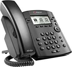Polycom VVX 301 Skype for Business Edition (Power Supply Not Included)