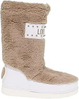 Love Moschino Luxury Fashion Womens Ankle Boots Summer