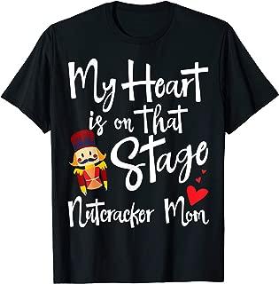Nutcracker Mom - Love Ballet Dance Mom Gift T-Shirt
