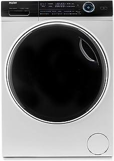 Haier HWD80-B14979 I-PRO Serie 7 Waschtrockner / 8 kg Waschen / 5 kg Trocknen / Direct Motion Motor / XL-Trommel / I-Refresh-Dampfprogramm / Vollwasserschutz / ABT / Nur 46 cm Tiefe
