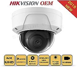 hikvision 4k camera