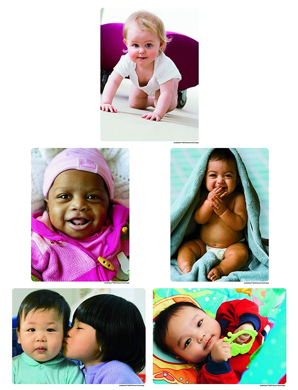 Excellerations Large-scale sale Infant Poster Set Pack of Classrooms OFFer 12 for D and