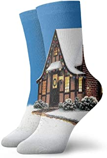 Luxury Calcetines de Deporte Snow Warm Home Women & Men Socks Soccer Sock Sport Tube Stockings Length 11.8Inch