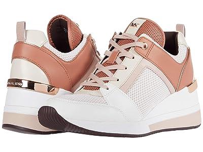 MICHAEL Michael Kors Georgie Trainer (Soft Pink) Women