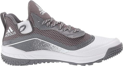Grey Four/Grey Four/Footwear White