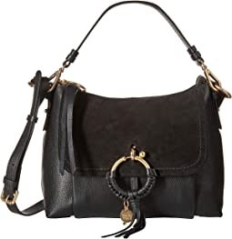 a60a39ff1004 See by chloe joan medium shoulder bag | Shipped Free at Zappos