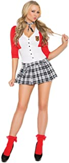 Women's Flirty School Girl Costume