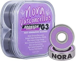 Bronson Speed Co Nora Vasconcellos G3 Skateboard Bearings