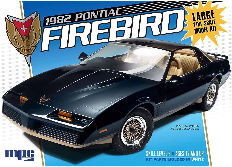 100% autentico MPC 1982Pontiac Firebird échelle 1 16kit 16kit 16kit voiture  servicio honesto
