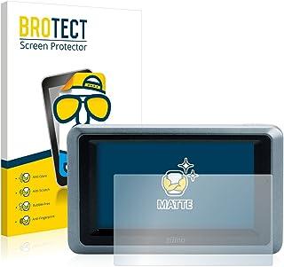 BROTECT Pellicola Protettiva Opaca Compatibile con Garmin Drive 50 LM Anti-Riflesso 2 Pezzi