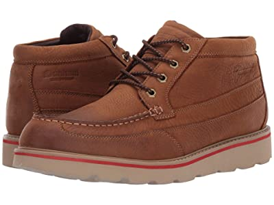 Dunham Colt Waterproof Moc Boot (Tan) Men
