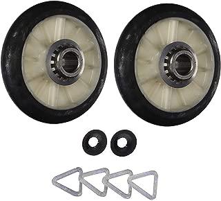 Dryer Drum Roller Wheels that work with Kenmore/Sears 11086581700