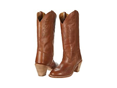 Old West Boots June (Brown Oil) Women