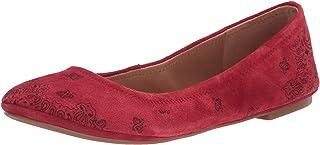 حذاء باليه مسطح للسيدات من Lucky Brand