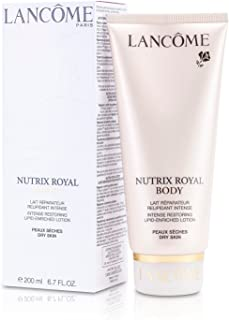 Lancome Nutrix Royal Body Intense Restoring Lipid-Enriched Lotion(For Dry Ski), 200 ml