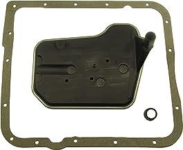X AUTOHAUX Automatic Transmission Filter Oil Pan Gasket Kit for Hyundai Elantra for Kia Optima 463213B600
