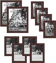 Best dark brown picture frames Reviews