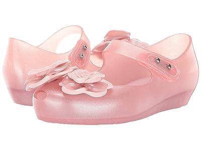 Mini Melissa Ultragirl Flower BB (Toddler/Little Kid) (Pink Blush) Girl