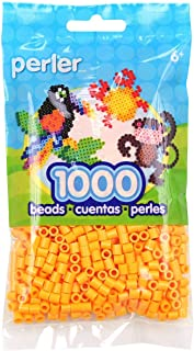 Bulk Buy: Perler Beads 1,000 Count Cheddar (3 Pack)