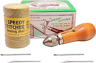 The speedy stitcher speedy stitcher sewing kit leather thick fabric sewing